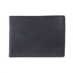 Braun Büffel Pánská kožená peněženka Arezzo 81437-682 – tmavě modrá p52820
