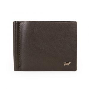 Braun Büffel Pánská kožená dolarovka Luzern 14045-678 – černá p52819