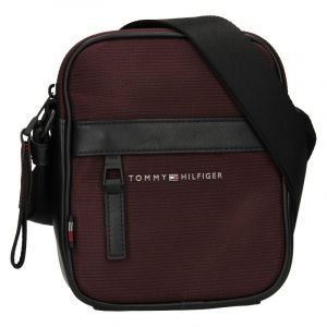 Pánská taška přes rameno Tommy Hilfiger Jack – bordó 110054