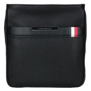 Pánská taška přes rameno Tommy Hilfiger Olav – černá 17422