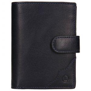 Pánská kožená peněženka Lagen Antonín – modrá 110264