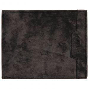 Pánská kožená peněženka Lagen Jiří – černá 110257