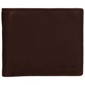Pánská kožená peněženka Lagen Jan – hnědá 110255