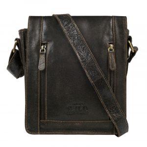 Pánská taška přes rameno Always Wild Libor – tmavě hnědá 110212