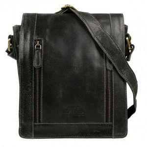 Pánská taška přes rameno Always Wild Libor – černá 110211