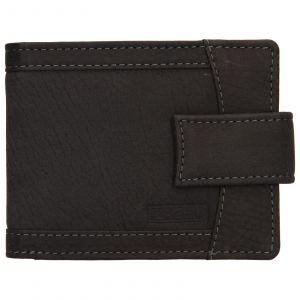 Pánská kožená peněženka Lagen Jack – černá 110188