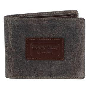 Pánská kožená peněženka šedá – Rovicky Kolos šedá 259100