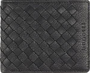 Bugatti Pánská kožená peněženka 49611501 Black mbg0309