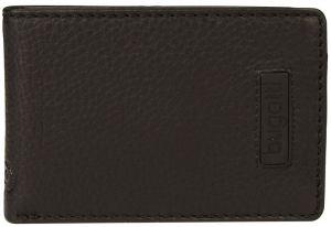 Bugatti Pánská kožená peněženka 49312601 Black mbg0316