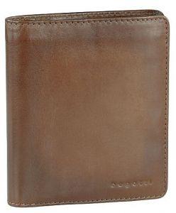 Bugatti Pánská kožená peněženka 49322607 Cognac mbg0318