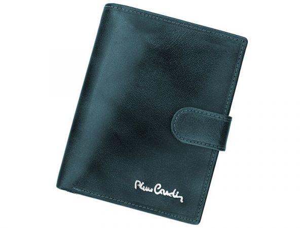 Pánská kožená peněženka Pierre Cardin Fredderic – modrá 11381