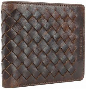 Bugatti Pánská kožená peněženka 49611518 British Tan mbg0310