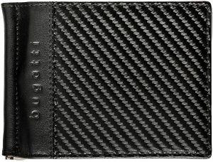 Bugatti Pánská kožená peněženka 49220601 Black mbg0312