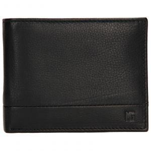 Pánská peněženka Marina Galanti Jack – černá 110541