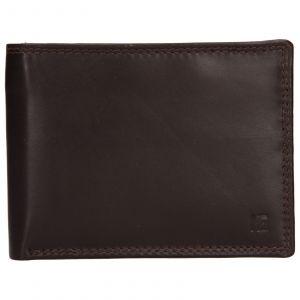 Pánská peněženka Marina Galanti Petr – hnědá 110538