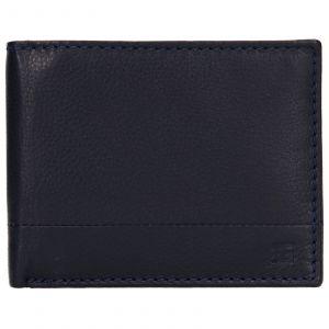 Pánská peněženka Marina Galanti Petr – modrá 110537