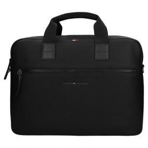 Pánská taška na notebook Tommy Hilfiger Valmond – černá 110587