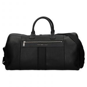 Pánská cestovní taška Tommy Hilfiger Kenet – černá 110583