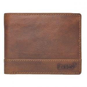 Pánská kožená peněženka Lagen 1998/V – hnědá 13447