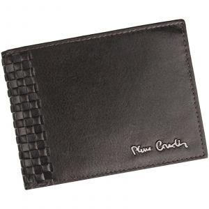 Pánská kožená peněženka Pierre Cardin Oddfrid – tmavě hnědá 110616