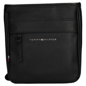 Pánská taška přes rameno Tommy Hilfiger Franci – černá 110639