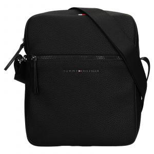 Pánská taška přes rameno Tommy Hilfiger Peter – černá 110607