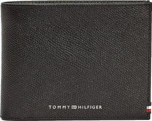 Tommy Hilfiger Pánská kožená peněženka Business Cc Flap And Coin AM0AM06729BDS mth1717