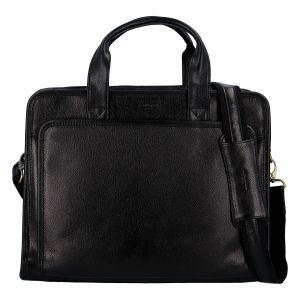 Kožená business černá – Hexagona PereNoel černá 278388