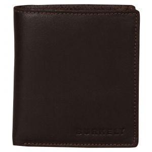 Pánská kožená peněženka Burkely Vintage – tmavě hnědá 110714