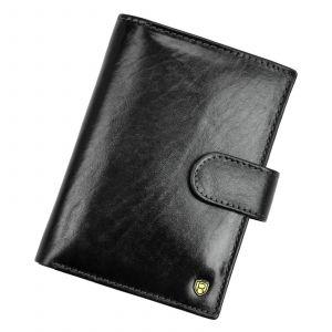 Pánská kožená peněženka Rovicky Marty – černá 110718