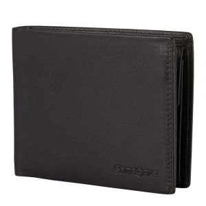 Samsonite Pánská kožená peněženka Attack 2 SLG 015 – tmavě hnědá p55169