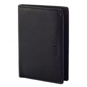 Samsonite Pánská kožená peněženka Success 2 109 – černá p55184