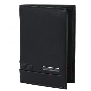 Samsonite Pánská kožená peněženka Pro-DLX 5 SLG 109 – černá p55186