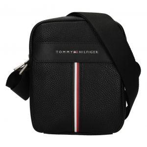Pánská taška přes rameno Tommy Hilfiger Krono – černá 110832