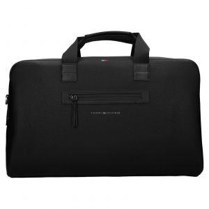 Pánská cestovní taška Tommy Hilfiger Ronny – černá 110845