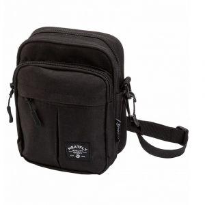 Meatfly Pánská taška přes rameno Hardy – černá p55771