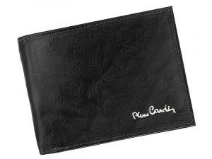 Pánská kožená peněženka Pierre Cardin Henri – černá 110887