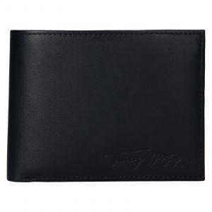 Pánská kožená peněženka Tommy Hilfiger Otto – tmavě modrá 110922