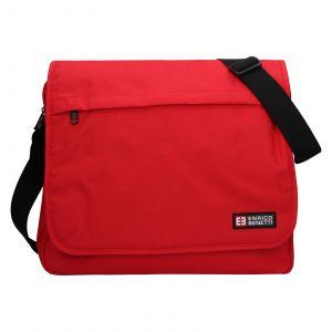 Pánská taška přes rameno Enrico Benetti Rudolf – červená 110920