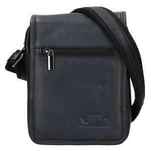 Pánská taška přes rameno Always Wild Artur – černá 17626