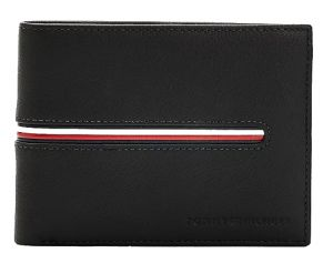 Tommy Hilfiger Pánská kožená peněženka AM0AM07480BDS mth1906