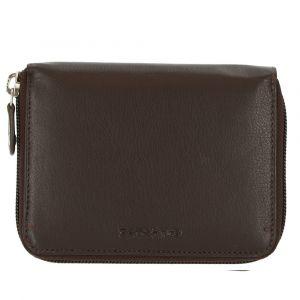 Samsonite Pánská kožená peněženka Success 2 323 RFID – tmavě hnědá p55210