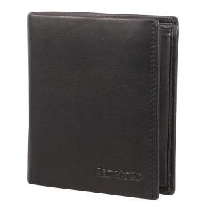 Samsonite Pánská kožená peněženka Attack 2 SLG 119 – černá p55432
