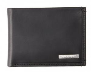 Quiksilver Pánská kožená peněženka Lead Acktor AQYAA03230-KVJ0 mqu2377