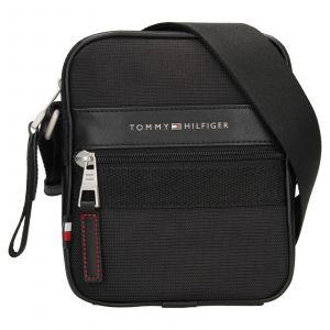 Pánská taška přes rameno Tommy Hilfiger Dvorka – černá 111221
