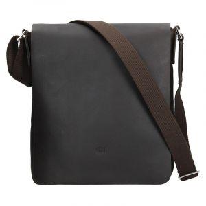 Pánská taška Daag SMASH 76 – tmavě hnědá 11258