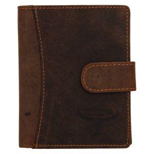 Pánská kožená peněženka Wild Buffalo Horst – světle hnědá 111234
