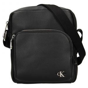Pánská taška přes rameno Calvin Klein Timms – černá 111528