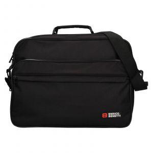 Pánská taška přes rameno Enrico Benetti Jonsen – černá 111535