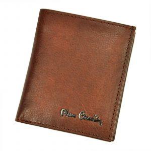Pánská kožená peněženka Pierre Cardin Leonard – koňak 111608